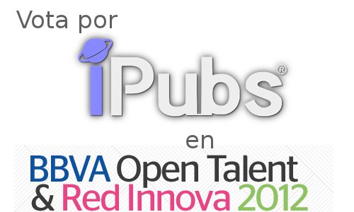 Vota por iPubs en BBVA - Open Talent